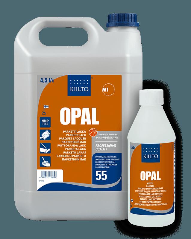 Лак Kiilto Opal 2k