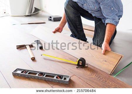 ремонт паркетной доски в квартире